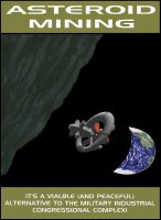 Asteroid Mining Alternative by timelike01