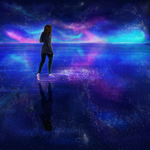 Walking the Galaxies by INKFR0ST