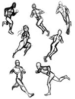 Running study by SilvesterVitale