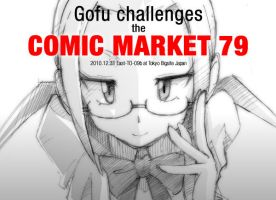 Comic Market 79 by gofu-web