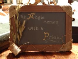 Magic's Price by Lady-Cobweb