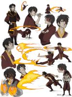 Who's my favorite firebender? by weremagnus
