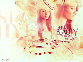 Seohyun: Gentle Beauty by aethia321