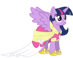 [VECTOR 6] PRINCESS TWILIGHT SPARKLE by AudioBeatZz