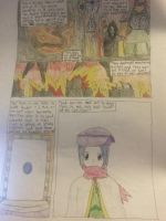 Legend of Utopia movie comic old page 1 by cardfightvanguard62