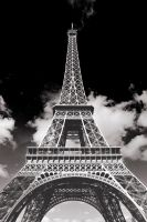 Eiffel Tower by MartinIsaac