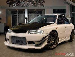 Subaru Impreza by CaponeDesign