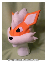 Arcanine Hat by Allyson-x