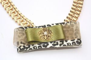 FREE Shipping Idit Stern Zigzag Cascade Necklace by iditstern