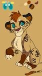 Fursona need a name by Yesterday-Torrey