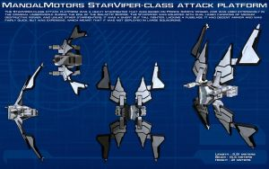 Starviper Class Attack Platform ortho [New] by unusualsuspex