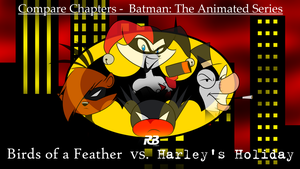 Stupid Movie Reviews Compare Chapters - Batman TAS by ralphbear