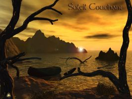Soleil Couchant by 7of9