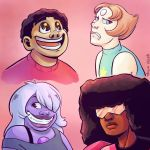 Steven Universe Sketches by Taylor-the-Weird