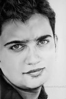 Portrait of A Young Man (Commission) | Step 5 by shosansharma