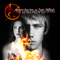 THG: Katniss and Peeta by AliceCullen88