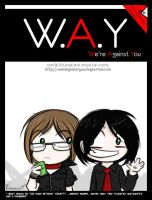 W.A.Y cover Two by Denorii