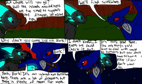 Finding Harmony Chapter Three: Page Forty by Hoki-Lokison