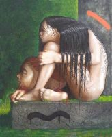 Young Salome by kolaboy