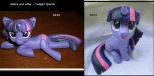 Sculpt that Again! Twilight Sparkle by Reyndrys