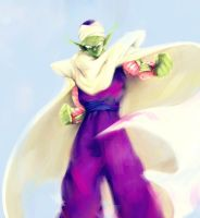 Piccolo by GuillermoMuller