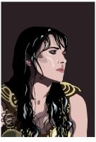 Xena by AviaBrown