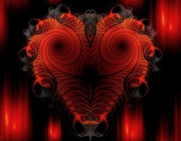 The dark heart of a devil by eReSaW