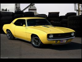 Chevrolet Camaro 1969 by pacee