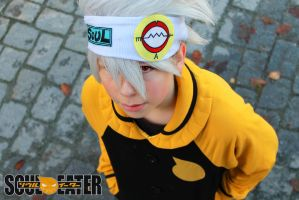 Soul Eater Evans by Nippip