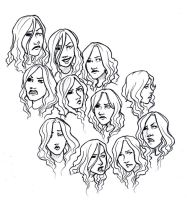 Some Expressions by MelissaDalton