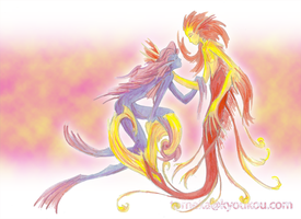 The Merfolk  - Concept n' Art by Tomeka04