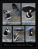 Umbrella Package by Eirian-stock