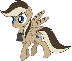 Field Marks Redesign - An OC Pony by Mortris