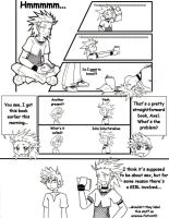 KH2Nin: Unrequired Reading by Silverookami