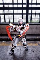 .Hack//gu - Haseo the Xth form by Adellexe