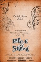 Eagle Vs Shark Poster by aa3