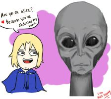 Are you an alien? by SweetFanoholic