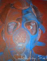 gasmask by johnny5iel