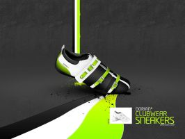Sneakers Design by zaib