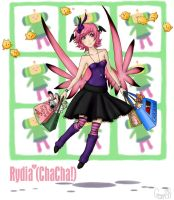 Rydia ChaCha for contest, Gaia by bommie
