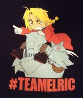 #TeamElric by UltimateUmbreon004