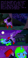 Nut Job x Sparky Comic Part 2- Alicorn Scum by wezzie1