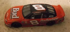 1999 Dale Earnhardt Jr #8 Budweiser Chevy car by Chenglor55