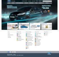 Site Ford Home by itemb