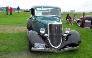 1930 Ford 5 Window Coupe by Photos-By-Michelle