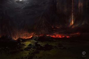 Lava concept by Crystalshock