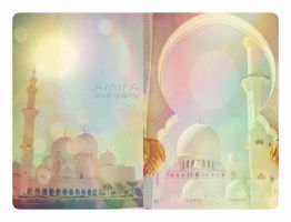 Beauty of fairth Zayed mosque AD by amirajuli