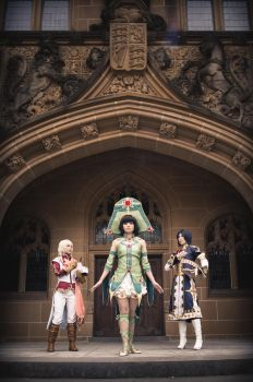 Trinity Blood: The New Human Empire by silverharmony