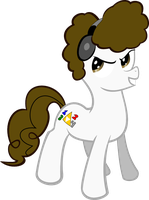 LittleLink1234 - or my name for him: Pixel Power by ShadowWeaver97