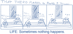 That Third Panel - True Realism by Roy4242